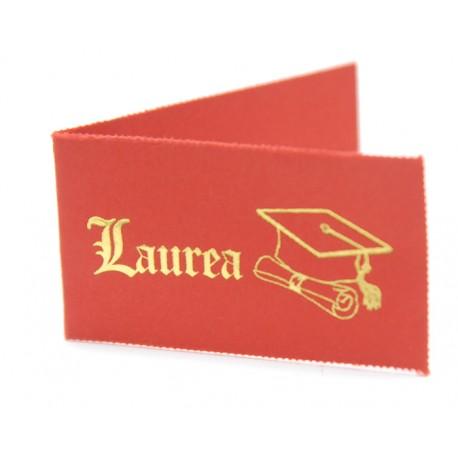 Bigliettini Laurea