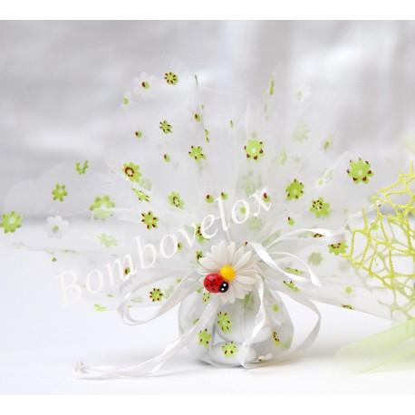 Tulle fiori