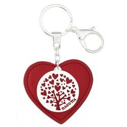 Portachiavi cuore albero della vita bagutta